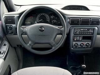 Фото Opel Sintra минивэн 1 поколение.