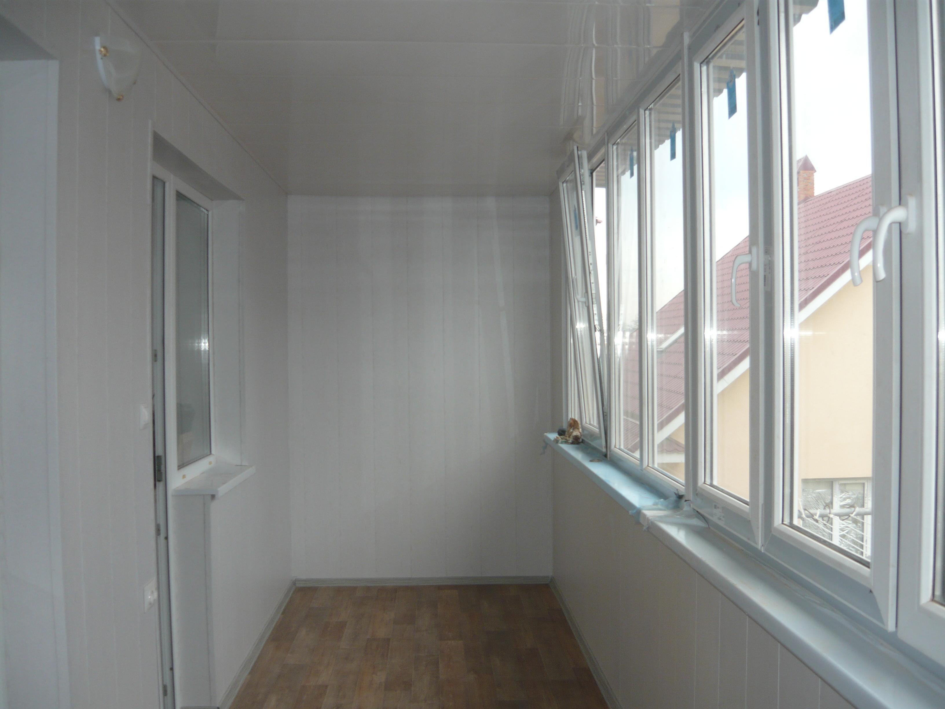 Где в анапе остеклить балкон в хрущевке..