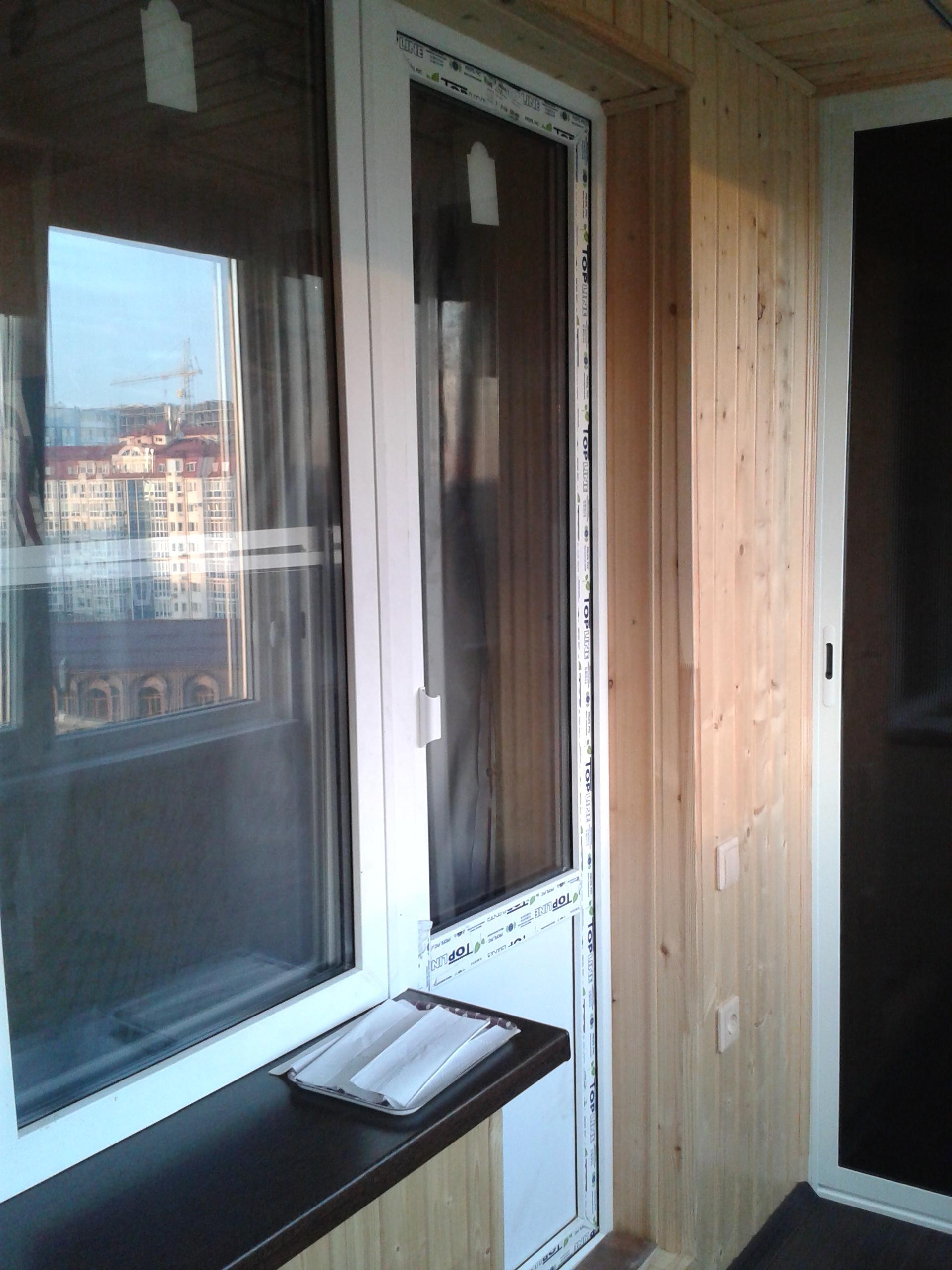 Внутренняя и внешняя отделка балконов в краснодаре - строите.