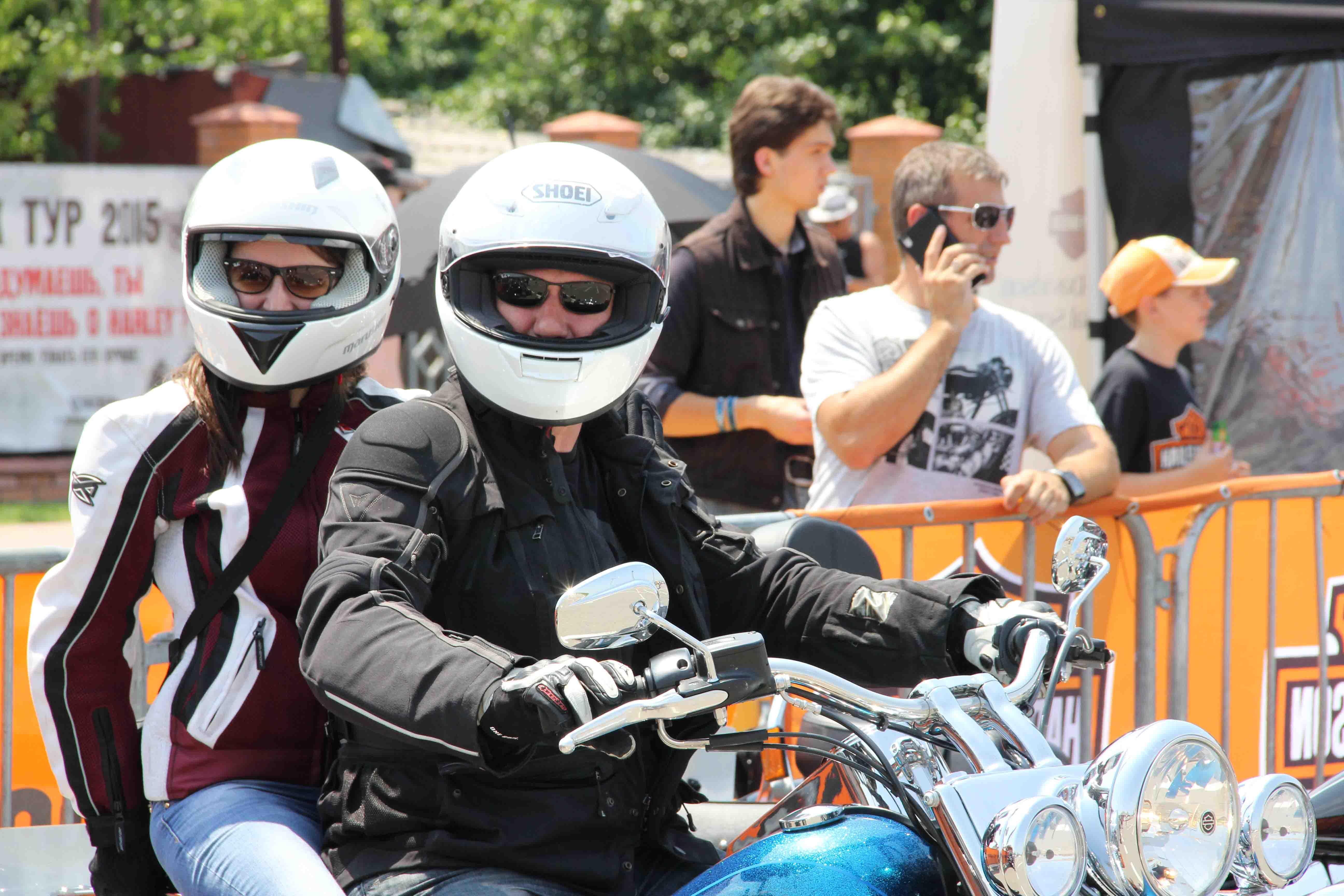Мотоциклы Harley-Davidson фото Трак тур 2015 г в...