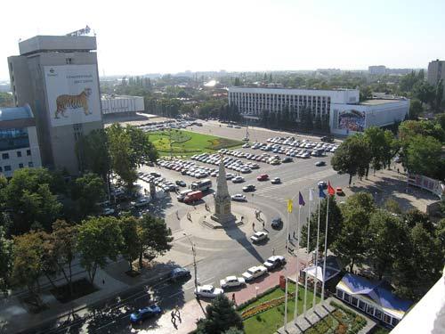 Краснодар фото города (PR фото) .