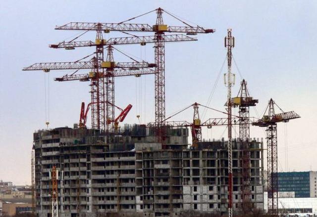 НаДону ввод жилья вIквартале вырос на26%