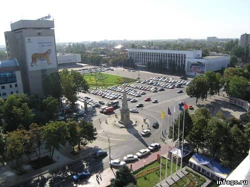Краснодар был назван лучшим городом 2009 года.