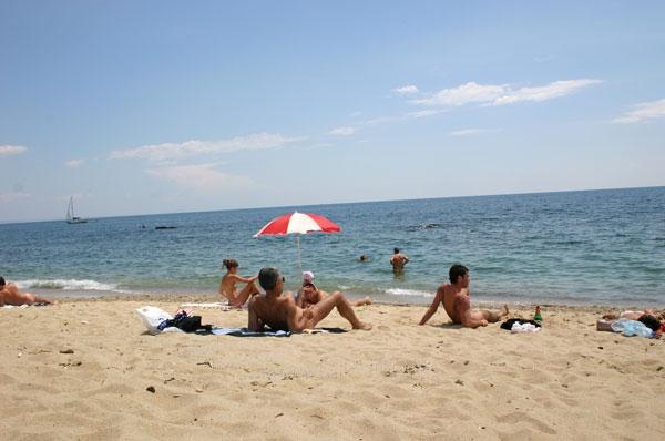 Нудистский пляж Адлера Адлер Россия  Мировед
