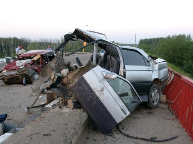 "ДТП на трассе М-4 ""Дон"" : ВАЗ-2110 на встречной столкнулся с Toyota Camry и ВАЗ-2115 - 2 человека погибло (ФОТО)"