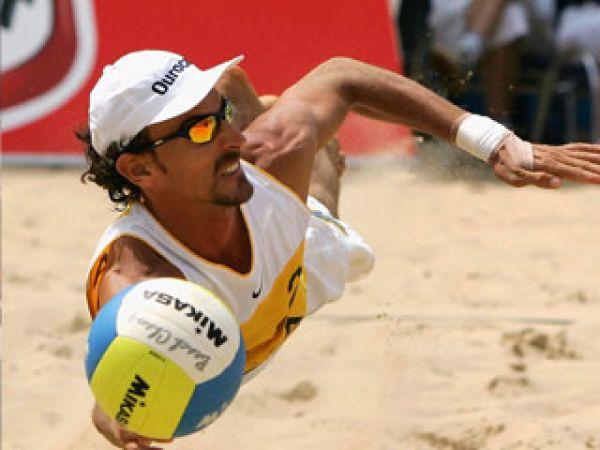 Пляжный волейбол.  В четверг в Китае стартует ЧА по пляжному волейболу.
