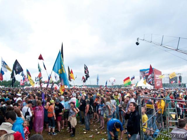 Где проходит фестиваль