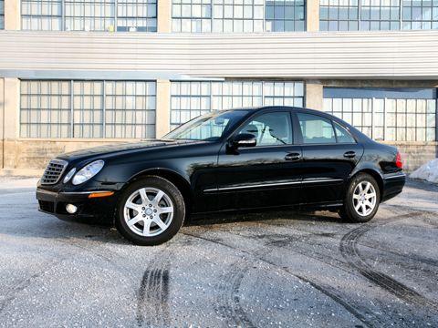 продажа Mercedes E-класс 320 с …