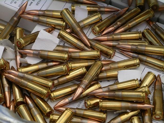 Сотрудниками полиции в г. Чегем обнаружен рюкзак с оружием, боеприпасами и наркотиками