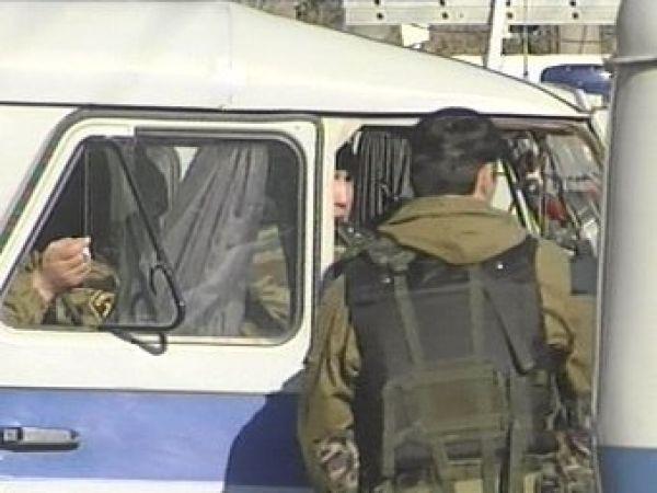 В Дагестане боевик, находившийся в розыске, сумел скрыться от полицейских