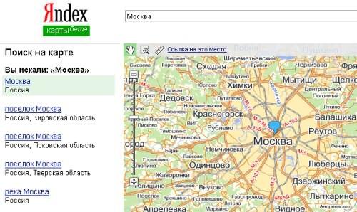 Пользователи Яндекса могут рисовать карты самостоятельно :: .