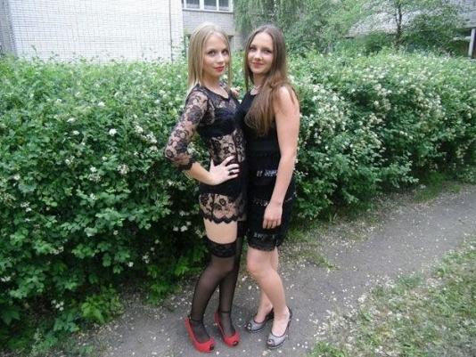 украинские юные шлюхи