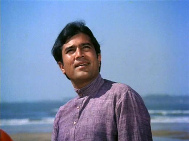 Актер индийского кино раджеш ханна