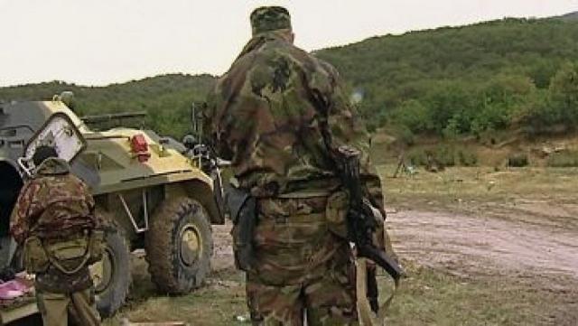 Военнослужащие Минобороны РФ обстреляны в Ингушетии