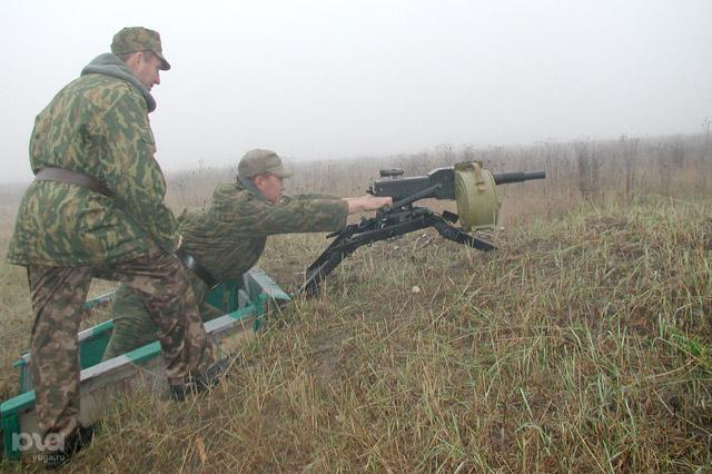 В горах Чечни проходит спецоперация против боевиков
