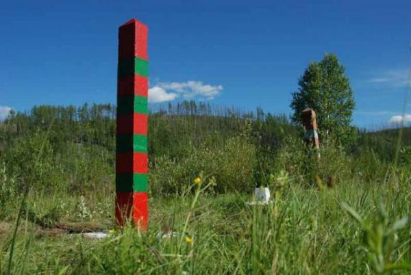 Курские пограничники задержали нарушителей границ