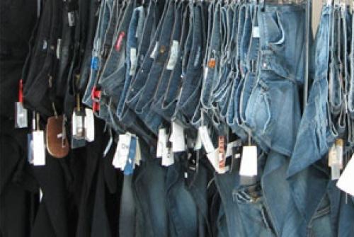 Партию контрафактных джинсов изъяли краснодарские полицейские :: новости - rufox.