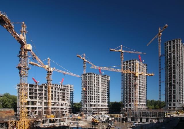 На Кубани цены на жилье удается сдерживать за счет больших объемов строительства