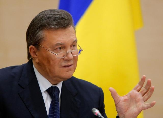 Януковича обвинили в финансировании акций протеста на востоке Украины
