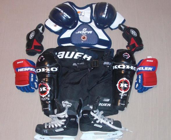 хоккейная экипировка в спб бу организационно-подготовительная работа