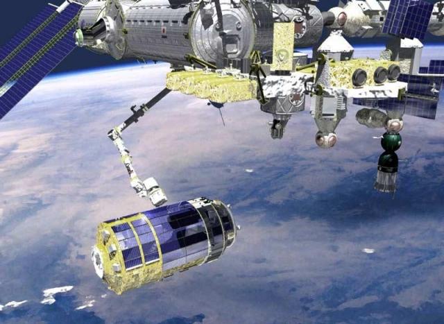 Япония перенесла запуск с МКС космического корабля HTV-5 Kounotori
