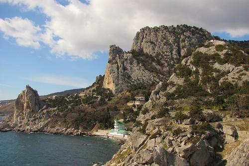 В крымской пещере насмерть разбился турист