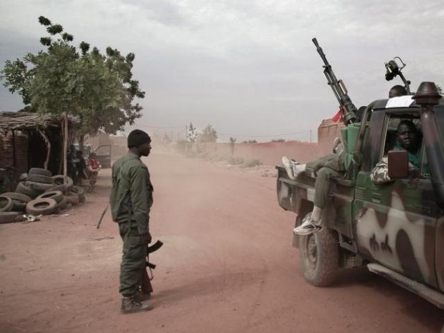 При нападении набазу ООН вМали погибли три человека