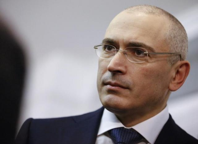 Ходорковский объявлен врозыск вРоссии