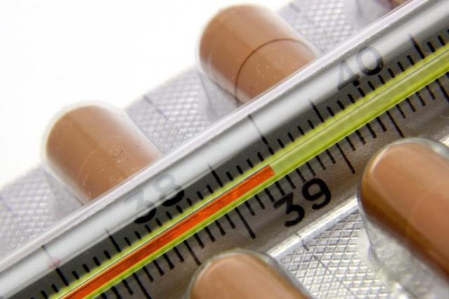 Киевляне стали меньше болеть: до эпидпорога 33,7%