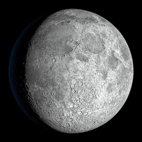 На Луне уфологи нашли следы инопланетян, и сняли на видео