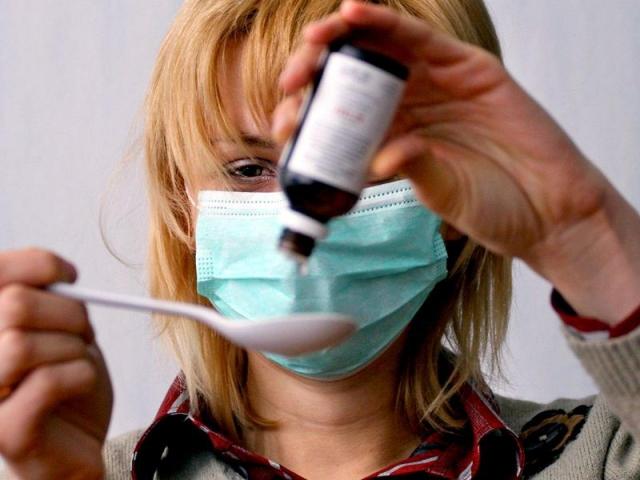 Роспотребнадзор: Свиной грипп опасен осложнениями на бронхи и легкие