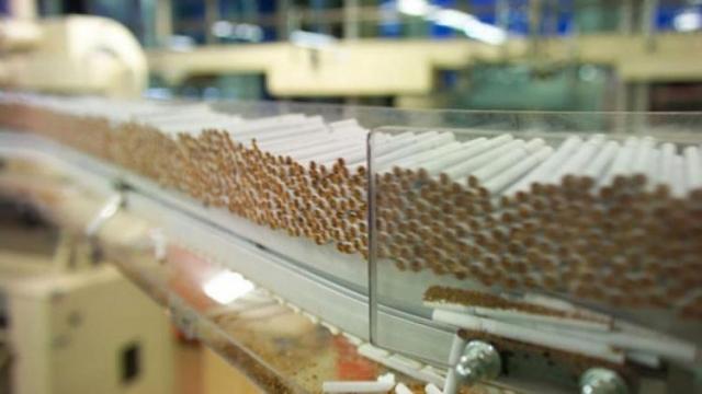 Заключительная британская табачная фабрика прекратила свою работу