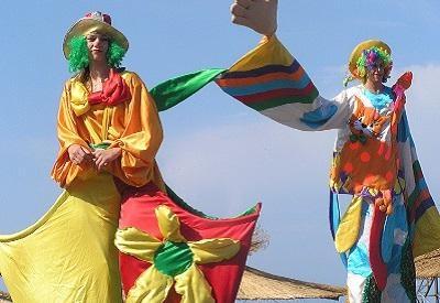 В Сочи пройдет карнавальное шествие в честь открытия курортного сезона