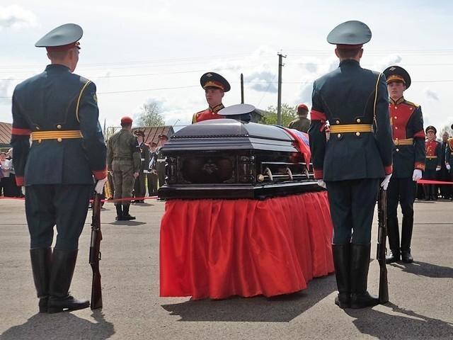 ВАлеппо умер русский военнослужащий