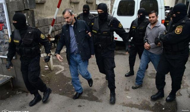 Член вооруженной группы «Сасна црер» Павел Манукян арестован: Вину непризнает