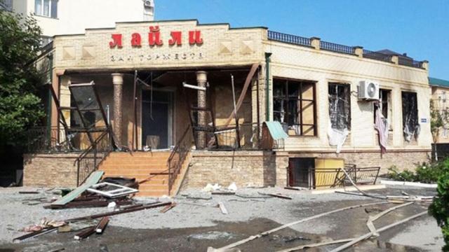 Число пострадавших при взрыве вМахачкале выросло до 16-ти