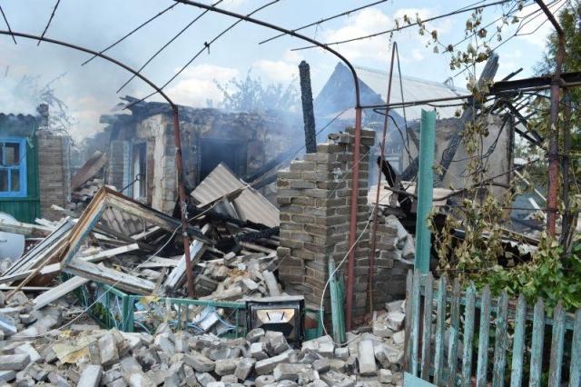 В личном доме вКраснодаре произошел взрыв бытового газа