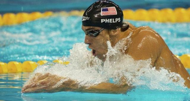 Майкл Фелпс впервый раз наОлимпиаде вРио проиграл заключительный заплыв