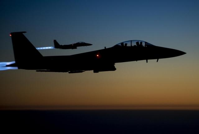 Русские бомбардировщики вкоторый раз нанесли удар поИГ вСирии
