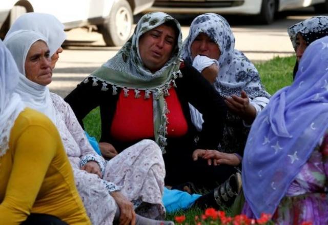 Президент Турции: Устроившему теракт насвадьбе смертнику было не неменее 14 лет