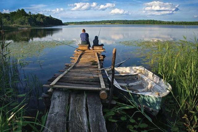Под Ростовом наСоленом озере поссорились рыболовы, иодин убил другого