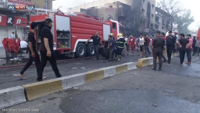 Мощнейший взрыв прогремел виракской провинции Кербела, 18 человек погибли