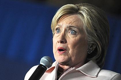 Клинтон предупредила обугрозе вмешательства РФ ввыборы вСША