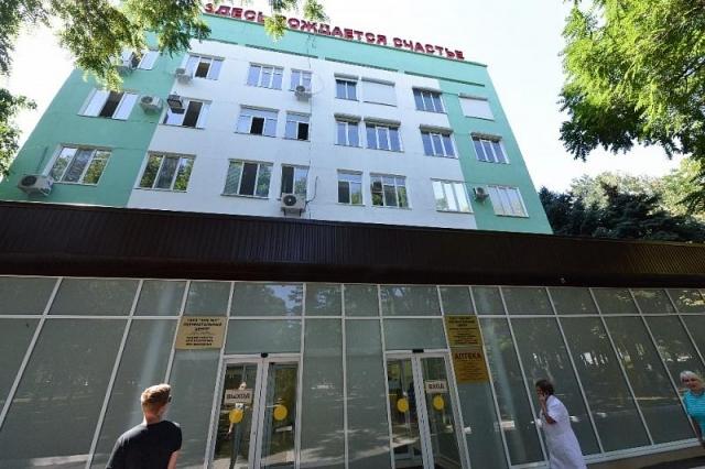 После капитального ремонта вКраевой клинической больнице №2 открылось отделение патологии беременных