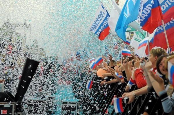 Самарские первокурсники выйдут на«Парад русского  студенчества»