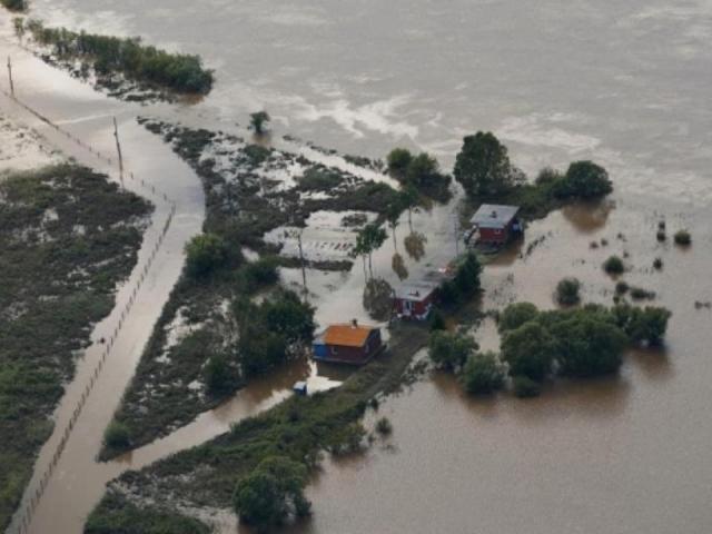 ВПриморье подтоплено неменее тысячи домов— Ситуация становится хуже