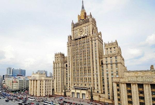 МИД РФ отреагировал насообщения оневозможности русских выборов вУкраинском государстве
