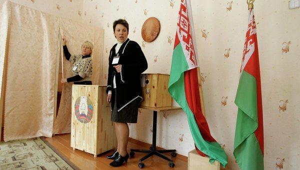 Явка напарламентских выборах впосольстве Беларуссии вАзербайджане составляет около 50%