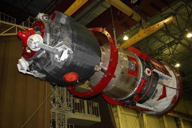 Роскосмос разъяснил перенос запуска корабля «Союз МС-02»