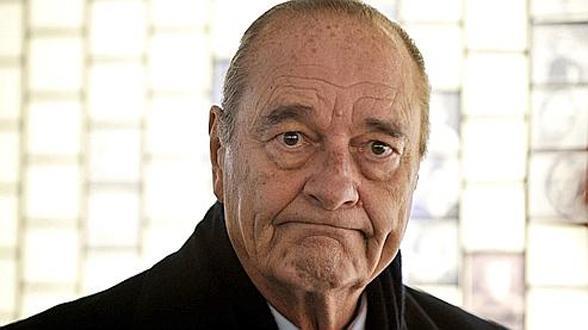 Жак Ширак госпитализирован встолице франции слегочной инфекцией